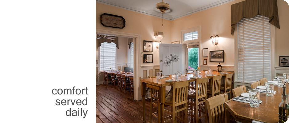 Charleston Restaurant Downtown