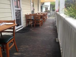 Cru Porch